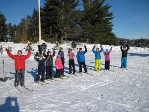 Learn Cross Country Skiing - March 2015
