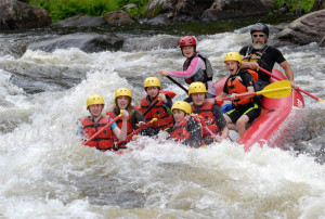 Whitewater Rafting Trip 2016